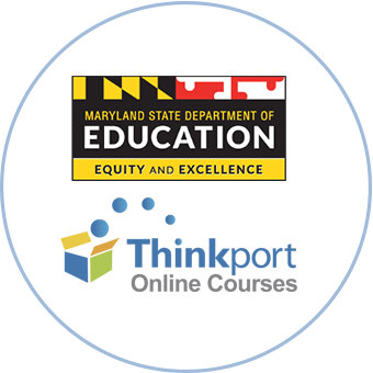 thinkport online courses logo
