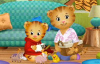 PBS Kids image of Daniel Tiger show