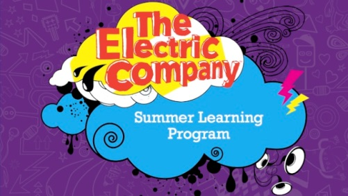 the electric company summer learning program