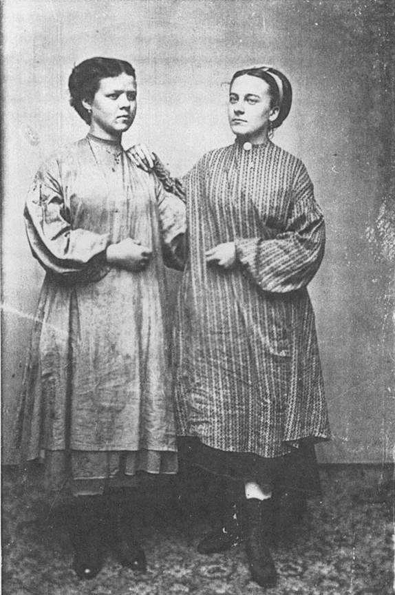 2 Lowell Mill Girls