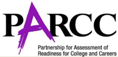 logo for PARCC – Partnership for Assessment of Readiness for College and Careers