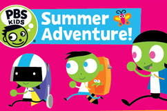 pbs kids summer image