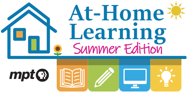 summer at home learning